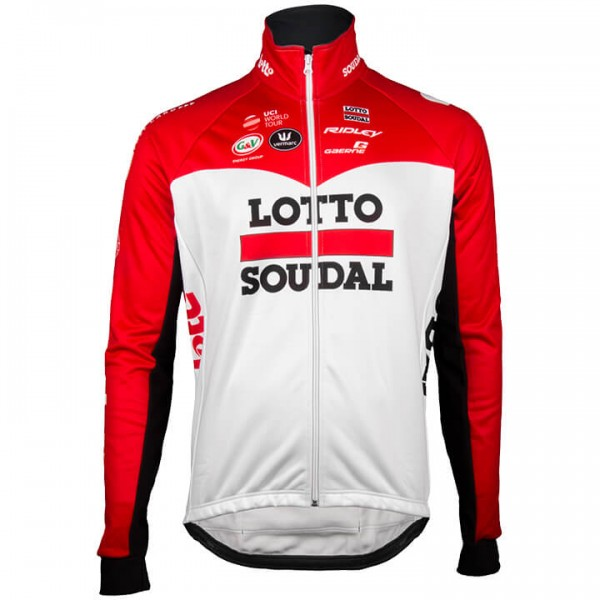 2018 LOTTO SOUDAL Thermal Jacket Y5611P1907