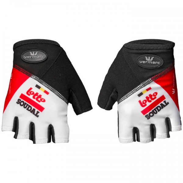 2019 LOTTO SOUDAL Cycling Gloves L3505D3030