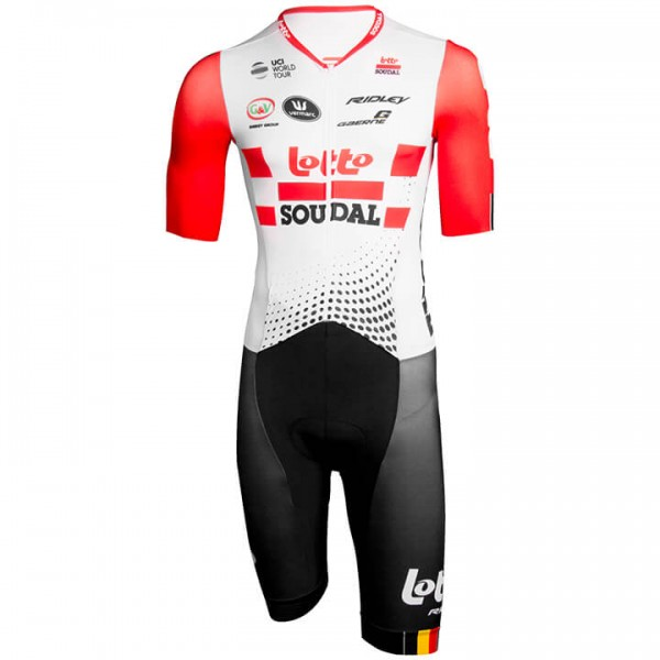 2019 LOTTO SOUDAL Race Bodysuit K4794T4120