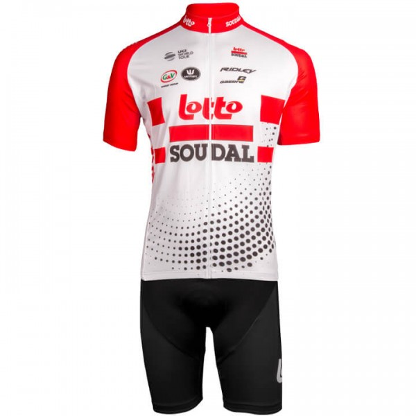 2019 LOTTO SOUDAL Set (2 pieces) J2804M7947
