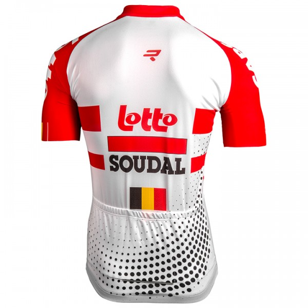 2019 LOTTO SOUDAL Aero Set (2 pieces) G1447B0694