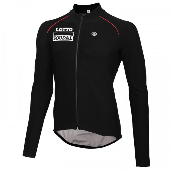 2016 LOTTO SOUDAL Cycling Jacket Zero Aqua E5439B6832