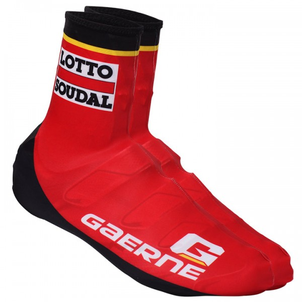 2018 LOTTO SOUDAL Time Trial Shoe Covers Y3714L8799