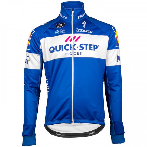 2018 QUICK-STEP FLOORS Thermal Jacket X0257Y9036