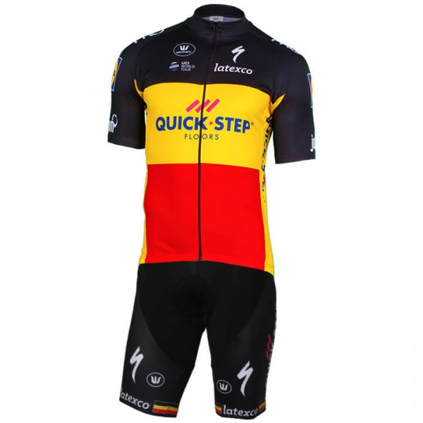 2018 QUICK - STEP FLOORS Belgian Champion Set (2 pieces) I5896E4316