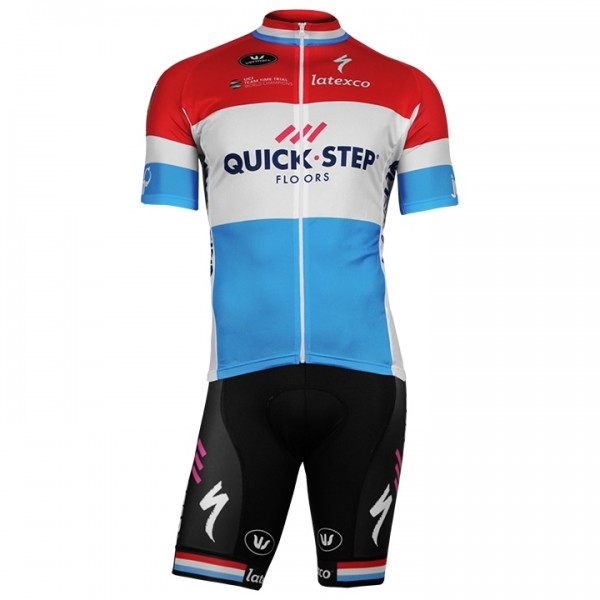 2018 QUICK - STEP FLOORS Luxembourgian Champion Set (2 pieces) L4754Y2519