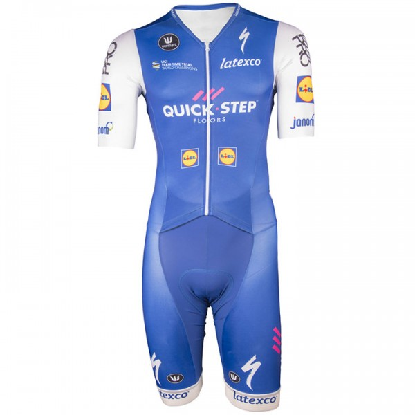 2017 QUICK-STEP FLOORS Race Bodysuit R4664T3495