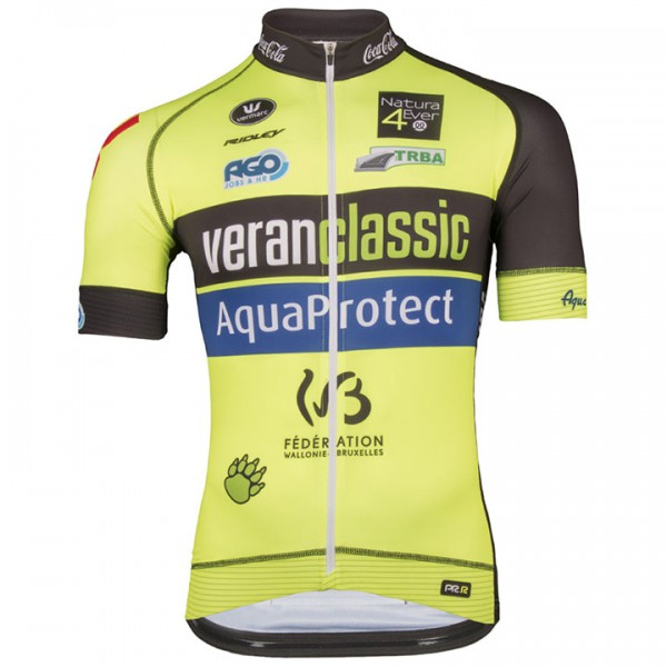 2017 WB VERANCLASSIC AQUALITY PROJECT Short Sleeve Jersey PRR H8549M0238