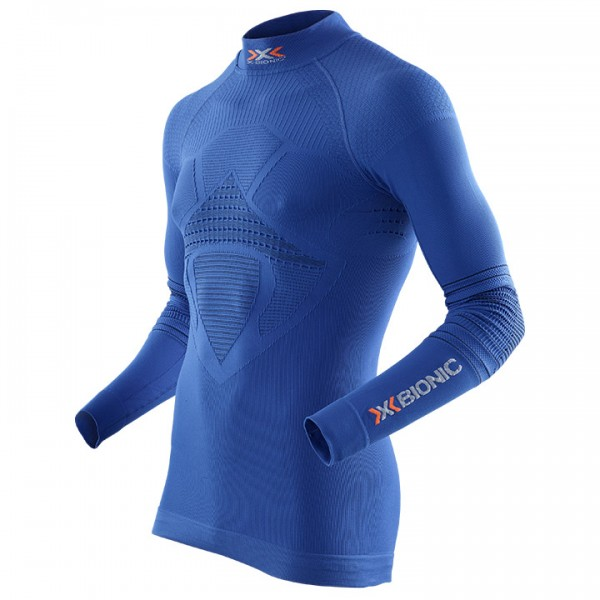 X-BIONIC Turtle Neck Energizer MK2 Long Sleeve Base Layer V7942R3391